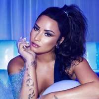 Demi Lovato y The script en los vídeos de la semana