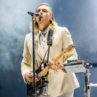 "Arcade Fire nº1 en la Billboard 200 con ""Everything now"""