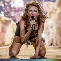 "Taylor Swift nº1 en la Billboard Hot 100 con ""Look what..."""