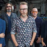 "The National nº1 en discos en UK con ""Sleep well beast"""