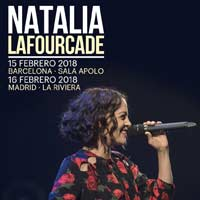 Conciertos de Natalia Lafourcade en Barcelona y Madrid
