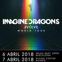 Imagine Dragons en Barcelona y Madrid en abril de 2018