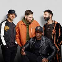 "Rudimental versiona el ""Teardrops"" de Womack & Womack"