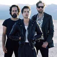 "The Killers nº1 en discos en UK con ""Wonderful wonderful"""