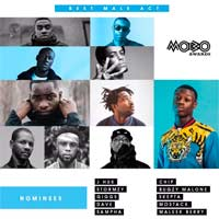 Nominaciones a los MOBO Awards 2017
