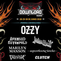 Primeras confirmaciones para Download Festival Madrid 2018