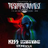 1ª tanda de confirmaciones para el Resurrection Fest 2018