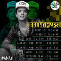 Ganadores de los American Music Awards 2017
