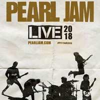 Conciertos de Pearl Jam en Madrid y Barcelona