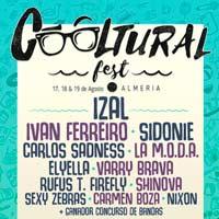 Un nuevo evento musical con el Cooltural Fest de Almería