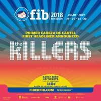 The Killers al FIB 2018