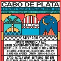 Steve Aoki y El Canijo de Jérez al Cabo de Plata 2018