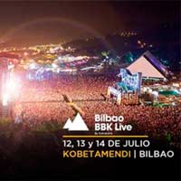 The Chemical Brothers al Bilbao BBK Live 2018