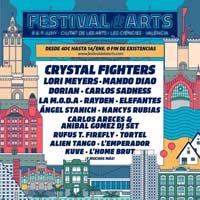 El Festival de les Arts 2018 va tomando forma