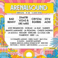 Crece el Arenal Sound 2018