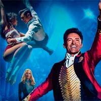 "La banda sonora de ""El gran showman"" nº1 en discos en UK"