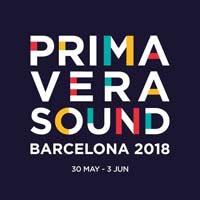Programación del Primavera Sound 2018