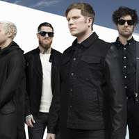 Fall Out Boy nº1 en la lista Billboard 200