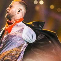La actuación de Justin Timberlake en la Super Bowl