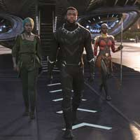 """Black Panther: The album"" nº1 en la Billboard 200"