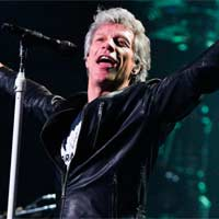 "Bon Jovi nº1 en la Billboard 200 con ""This house is not..."""