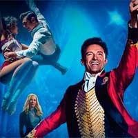 "10 semanas nº1 en UK la banda sonora de ""El gran showman"""