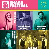 Share Festival, música y solidaridad en Barcelona