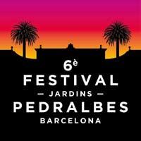 Programación del Festival Pedralbes 2018