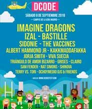 Cartel DCode Festival 2018