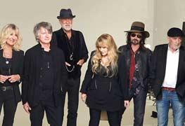Fleetwood Mac anuncia fechas en gira