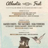 Crece el Atlantic Fest 2018