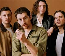 "Arctic Monkeys nº1 en UK con ""Tranquility base hotel..."""