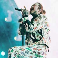 Post Malone 3ª semana nº1 en Billboard 200 con Beerbongs...