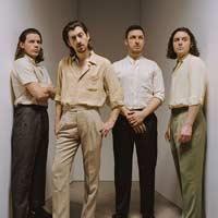 "Arctic Monkeys nº1 en discos en España con ""Tranquility..."""
