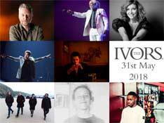 Ganadores de los Premios Ivor Novello 2018