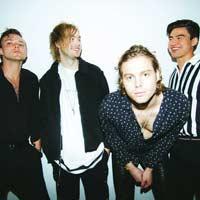 "5 seconds of summer nº1 en la Billboard 200 con ""Youngblood"""