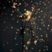 Drake sigue dominando las principales listas Billboard