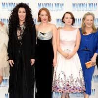 La banda sonora de la nueva Mamma Mia nº1 en discos en UK