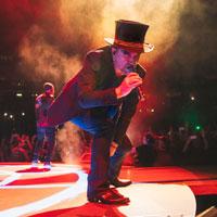 El Experience + Innocence Tour de U2 en Europa