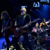 Metallica en modo Garbage