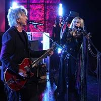 La nueva alineación de Fleetwood Mac en televisión