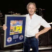 """Paul McCartney nº1 en la Billboard 200 con """"Egypt station"""""""