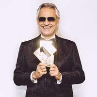 """Andrea Bocelli nº1 en discos en UK con """"Si"""""""