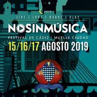 Primeros avances del Festival No Sin Música 2019
