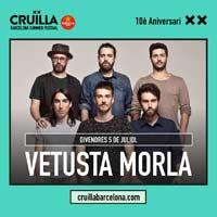 El cartel del 10º Festival Cruïlla toma forma