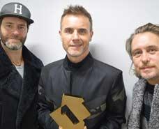 """Take that nº1 en discos en UK con """"Odyssey"""""""
