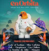 Primeros nombres para En Órbita Festival 2019