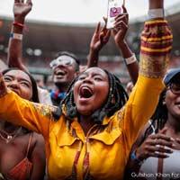 Online el Global Citizen Festival: Mandela 100