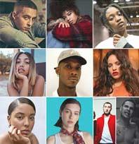 Finalistas del BBC Sound of 2019