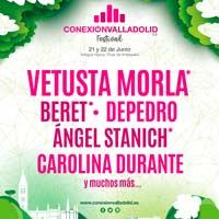 Cartel del Conexión Valladolid Festival 2019